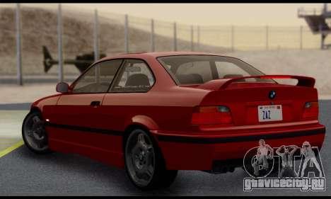 BMW M3 E36 1994 для GTA San Andreas вид справа