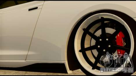 Nissan GT-R V2.0 для GTA San Andreas вид справа