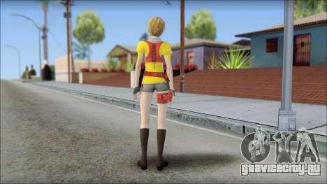 Final Fantasy XIII - Alyssa для GTA San Andreas второй скриншот