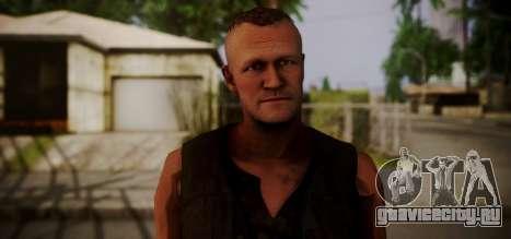 Merle Dixon для GTA San Andreas третий скриншот