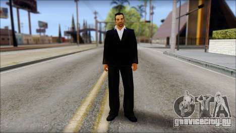 Toni Cipriani v3 для GTA San Andreas