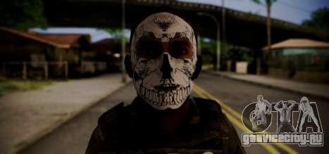 Sicario Del Golfo для GTA San Andreas третий скриншот