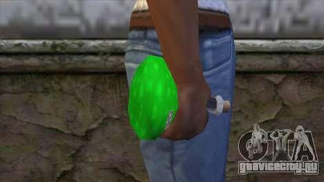 Stinkbombs from Bully Scholarship Edition для GTA San Andreas третий скриншот