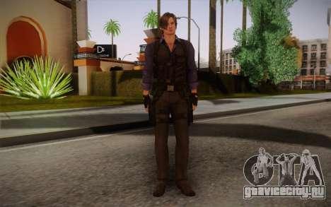 Leon Kennedy from Resident Evil 6 для GTA San Andreas