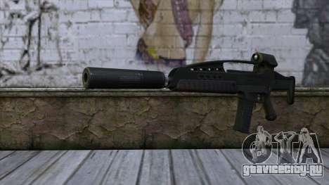 XM8 Assault Olive для GTA San Andreas