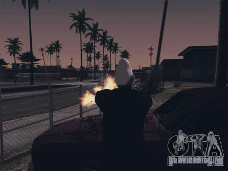 Ghetto ENB для GTA San Andreas третий скриншот