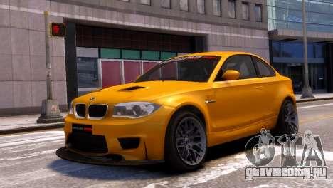 BMW 1M для GTA 4