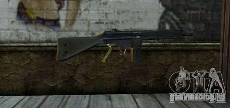 Mexican Army G-3 для GTA San Andreas второй скриншот