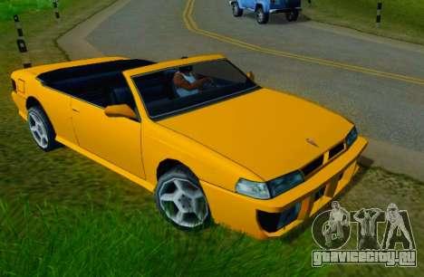 Sultan Сabriolet v2.0 для GTA San Andreas
