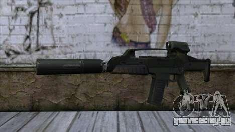 XM8 Compact Green для GTA San Andreas