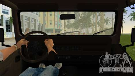 Jeep Wrangler для GTA Vice City