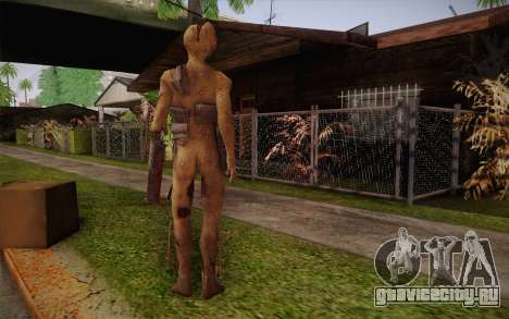 Servant Brute From Amnesia The Dark Descent для GTA San Andreas второй скриншот