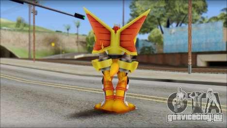 Victorygreymon для GTA San Andreas второй скриншот