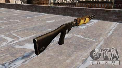 Ружьё Franchi SPAS-12 Fall для GTA 4 второй скриншот