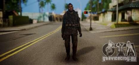 John Soap MacTavish для GTA San Andreas