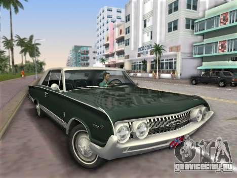 Mercury Park Lane 1964 для GTA Vice City