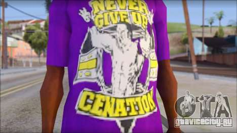 Paises Bajos Sneijder T-Shirt для GTA San Andreas третий скриншот
