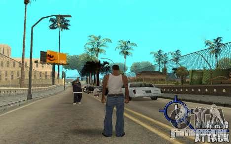 Warning Attack для GTA San Andreas второй скриншот