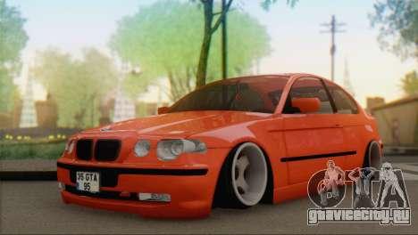 BMW 316i Compact для GTA San Andreas