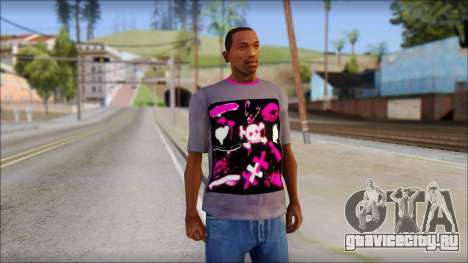 Emo T-Shirt для GTA San Andreas