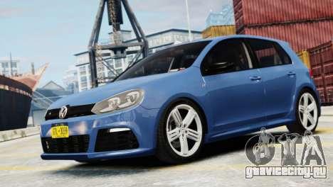 Volkswagen Golf R 2010 для GTA 4