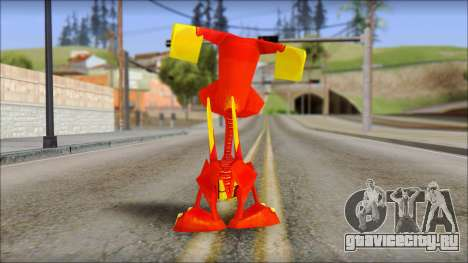 Tweek the Dragon from Fur Fighters Playable для GTA San Andreas третий скриншот