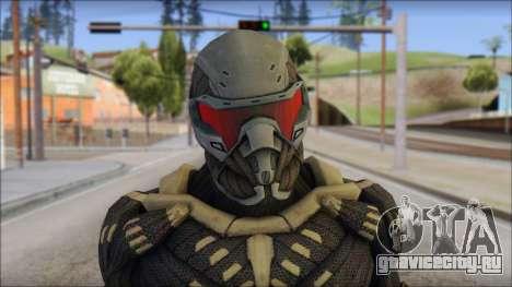 NanoSuit Skin для GTA San Andreas третий скриншот
