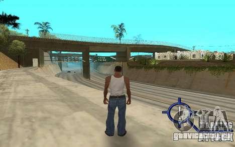 Warning Attack для GTA San Andreas третий скриншот
