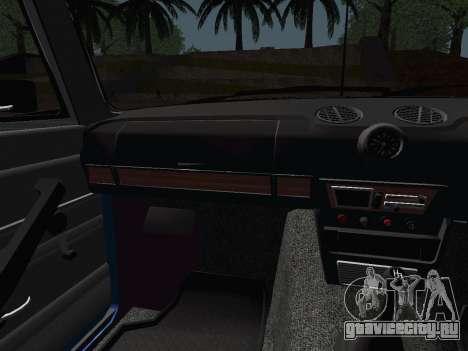 ВАЗ 21061 для GTA San Andreas вид сбоку