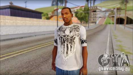 Tapout T-Shirt для GTA San Andreas