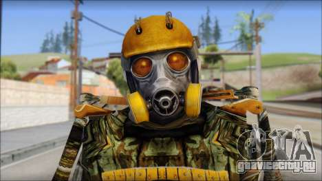 Exoskeleton для GTA San Andreas третий скриншот