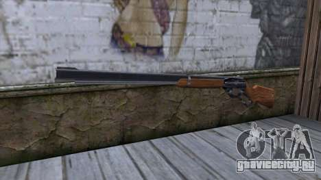 BB Gun from Bully Scholarship Edition для GTA San Andreas