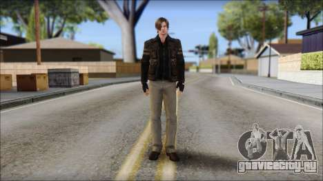 Leon Kennedy from Resident Evil 6 v3 для GTA San Andreas