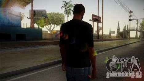 Zombie Polo Shirt для GTA San Andreas второй скриншот