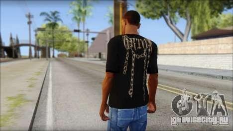 Randy Orton T-Shirt для GTA San Andreas второй скриншот