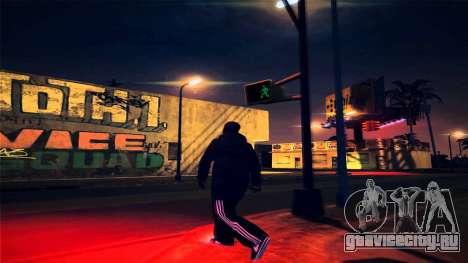 [ENB] Kings of the streers для GTA San Andreas четвёртый скриншот