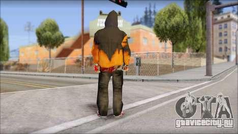 Manhunt Skin для GTA San Andreas второй скриншот