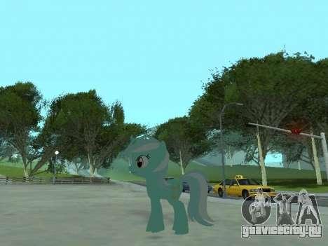 Lyra для GTA San Andreas пятый скриншот