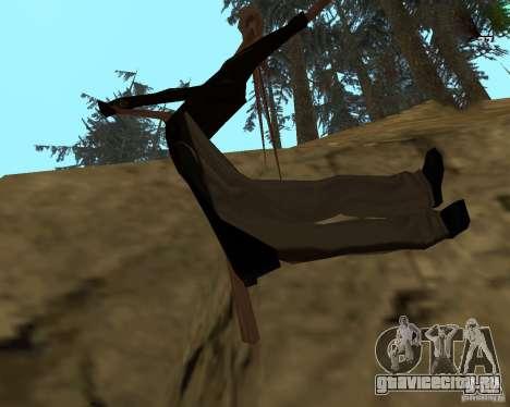 Расплющиватель для GTA San Andreas второй скриншот