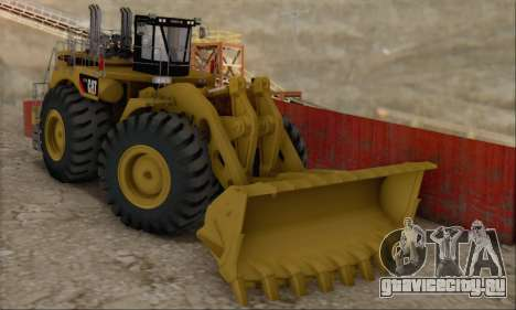 Caterpillar 994F для GTA San Andreas