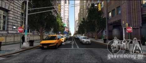V.I.P ENB для GTA 4 четвёртый скриншот