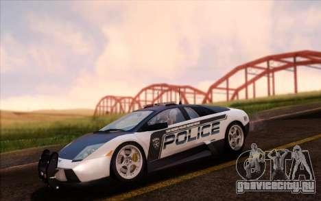SA Ultimate Graphic Overhaul для GTA San Andreas пятый скриншот