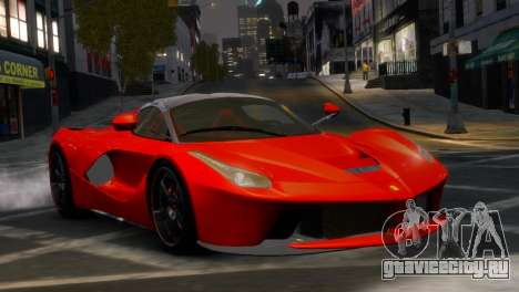 Ferrari LaFerrari WheelsandMore Edition для GTA 4