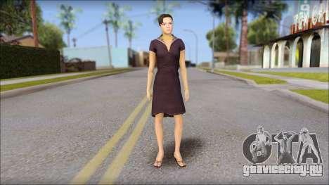 Young Woman для GTA San Andreas