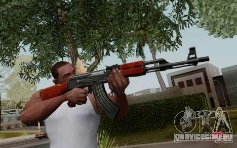 Type 56 для GTA San Andreas второй скриншот
