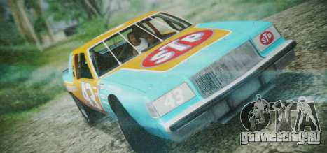 Buick Regal Hotring 1983 (IVF) для GTA San Andreas вид сбоку