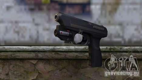 VP-70 Pistol from Resident Evil 6 v2 для GTA San Andreas