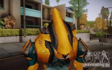 Gold Elite v2 для GTA San Andreas третий скриншот