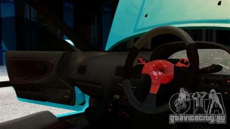 Nissan Silvia S13 v1.0 для GTA 4 вид сбоку