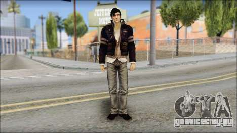 Unhooded Alex from Prototype для GTA San Andreas